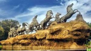2-patung-arjuna-wijaya-patung-asta-brata